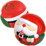 Santa Claus Ball Stress Balls